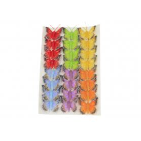 Motylek na klips 5cm 22M