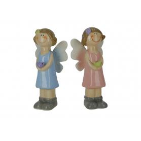 Ceramiczna figurka Anioł 19136