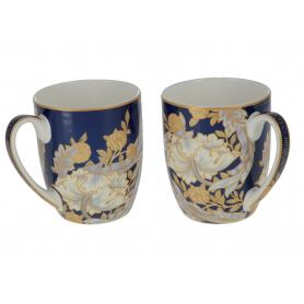 Ceramiczny kpl 2 kubków William Morrris 834-0204