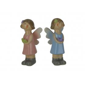 Ceramiczna figurka Anioł 19137