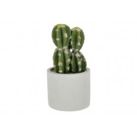 Kaktus w doniczce 8x8x17m 27803  DY278-03