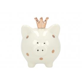 Skarbonka Queen Piggy  HTC1379
