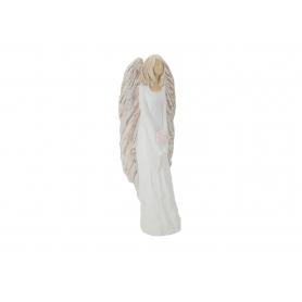 Ceramiczny anioł stojący Bella 08029