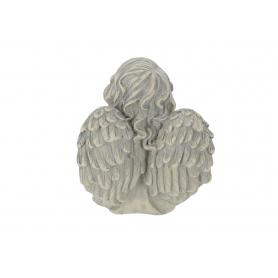 Ceramiczny Anioł w zadumie 08017