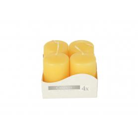Świeca wotywna żółta SW4060-010