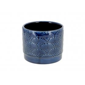 Ceramiczna osłonka ciemny niebieski