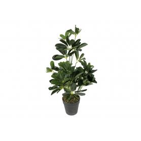 Kwiat sztuczny w doniczce 55cm 914019  ZJ9140-19
