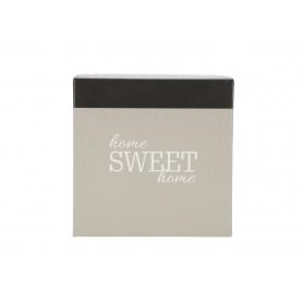 Świeca zapachowa z 2 knotami sweet home SN100M-316