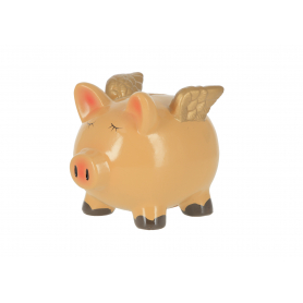 Ceramiczna skarbonka świnka 0512