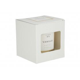 Świeca woskowa Classic glass 3480-vanilla