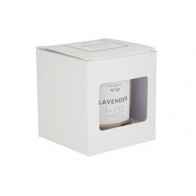 Świeca woskowa Classic glass 3480-lavender