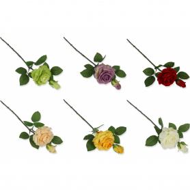 Róża gałązka pojedyncza 55343