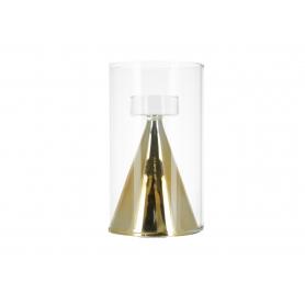 Świecznik RITA GOLD wazon  HTRD7456