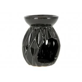 Ceramiczy kominek czarny HTTP7272