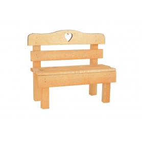 Drewniana ławka JUM192001