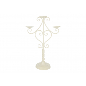 Metalowy świecznik 17094