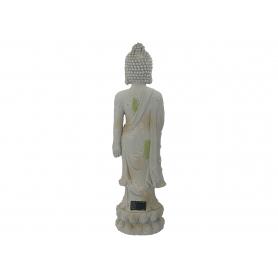 Tw.sztuczne figurka z solarem Budda 943913