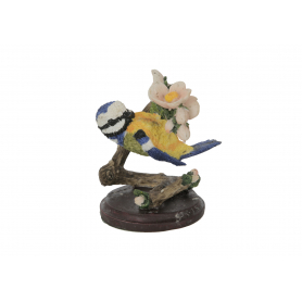 Figurki ptaszki MODRASZKA 00881
