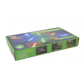 Lampki ogrodowe 10L MULTI 24729