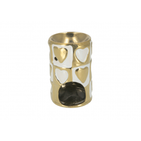 Ceramiczny kominek 06168