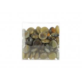 Szklane kamienie dekoracyjne 31041