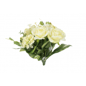 Bukiet  Róża z Cynia  x8 59550
