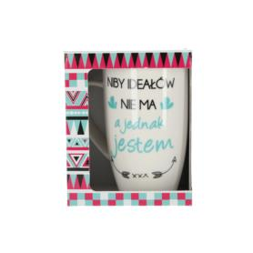 Ceramiczny kubek NBC 400 ml AAM-4