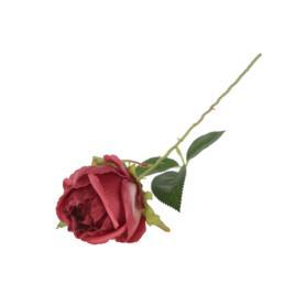 Róża gałązka 56cm 59536-01