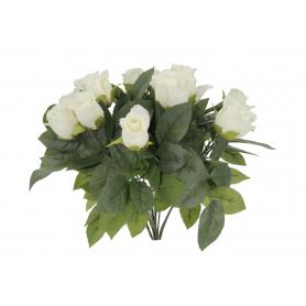 Róża w pąku bukiet x14 59558