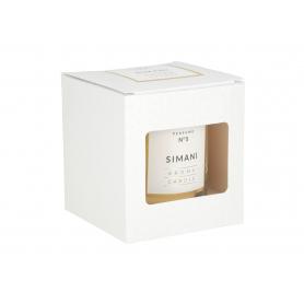 Świeca woskowa Classic glass 3480-simani