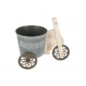 Drewniana osłonka rower 16077