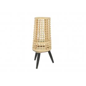 Wiklinowy lampion dekoracyjny 09028C