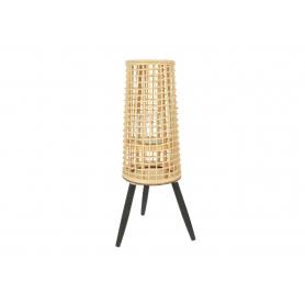 Wiklinowy lampion dekoracyjny  09028B