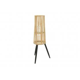 Wiklinowy lampion dekoracyjny 09028A