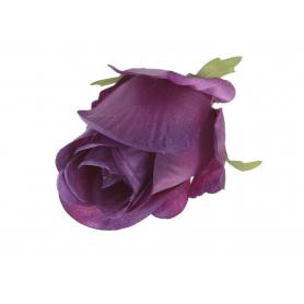 Róża cieniowana w pąku główka kwiatowa