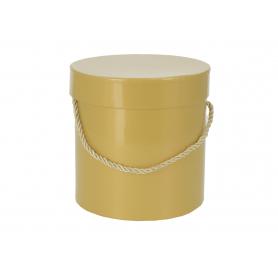 Flowerbox pudełko złoty 01515złoty
