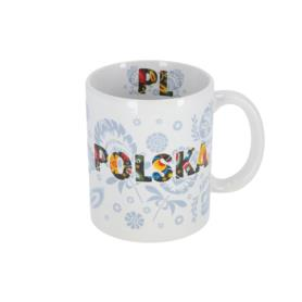 Ceramika kubek boss folk 300ml FO14