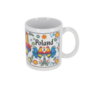 Ceramika kubek boss folk 300ml FO16
