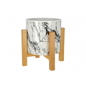 Ceramiczna AVA Doniczka  HTYE8157