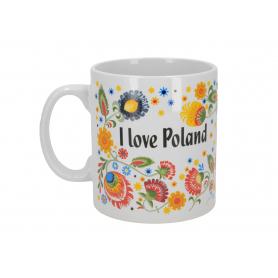 Ceramika kubek boss folk 300ml FO1-3