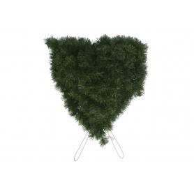 Tw.sztuczne wieniec serce średnie