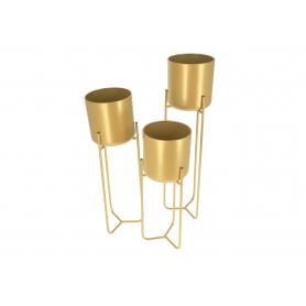 Osłonka na stojaku SWEN kpl 3 szt Gold HTOP7747