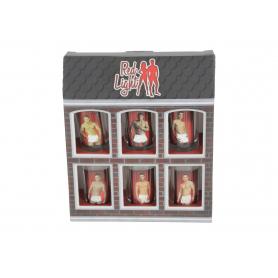 Szkło zestaw 6 kieliszków RED LIGHT RL11-Mężczyzni