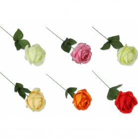 Róża gałązka pojedyncza 50553