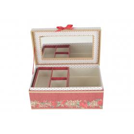 Papierowa szkatułka 20x12x10,5cm BRC-75