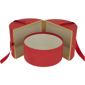 Papier pudełko cylinder MAGIC BOX