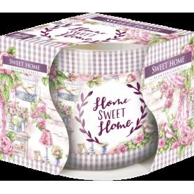 Świeca zapachowa w szkle sweet home SN71S-11
