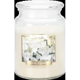 Świeca zapachowa white flowers SND99-179