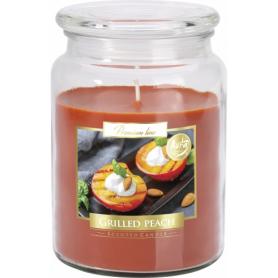 Świeca zapachowa grilled peach SND99-331