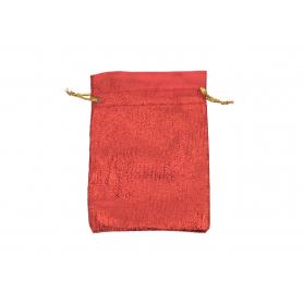 Woreczek metalizowany HY4056-red